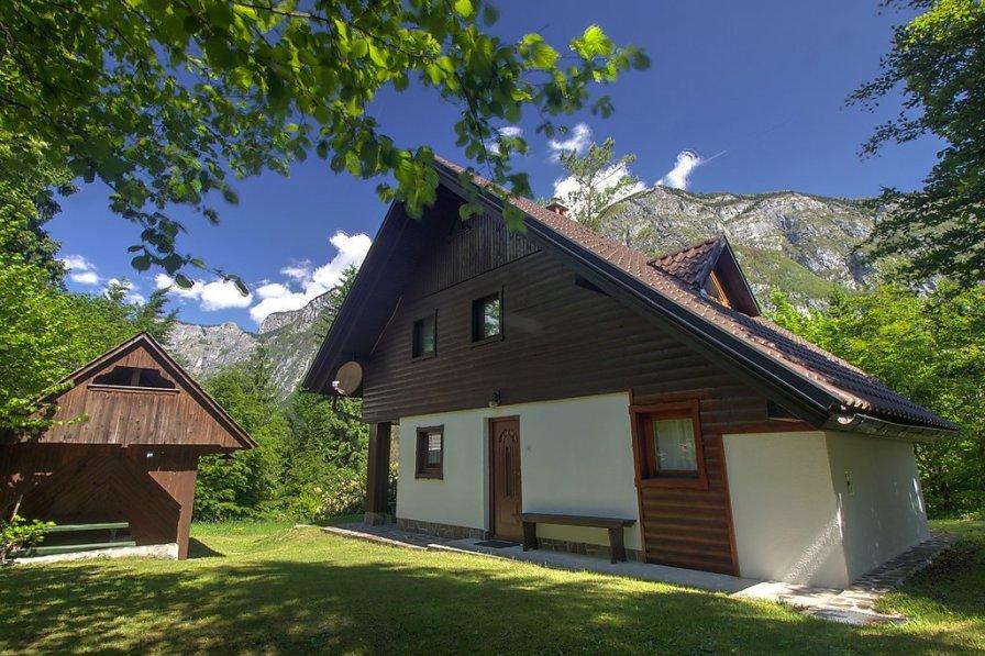 Apartment in Slovenia, Ukanc