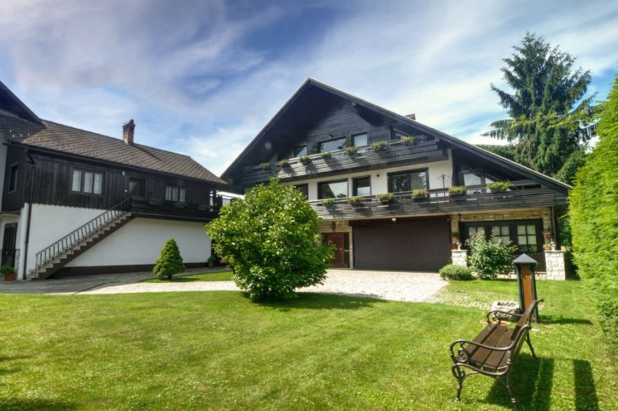 Apartment in Slovenia, Bled