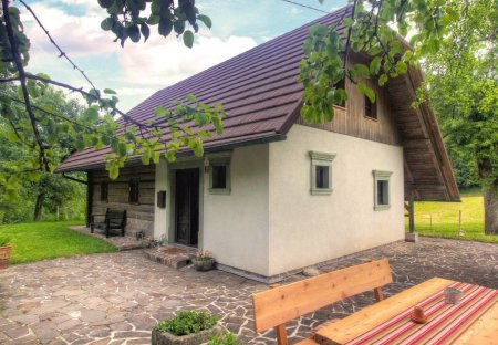House in Kupljenik, Slovenia
