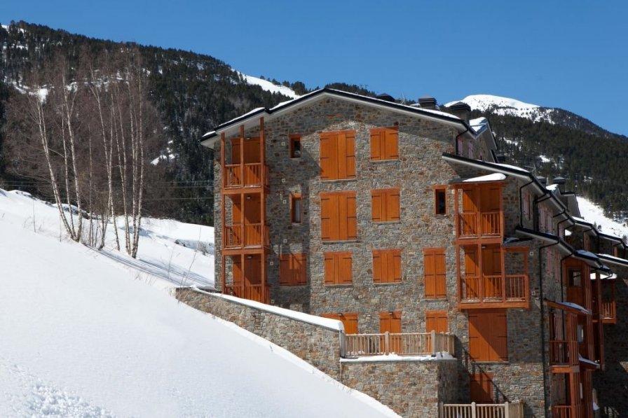 Apartment in Andorra, Soldeu