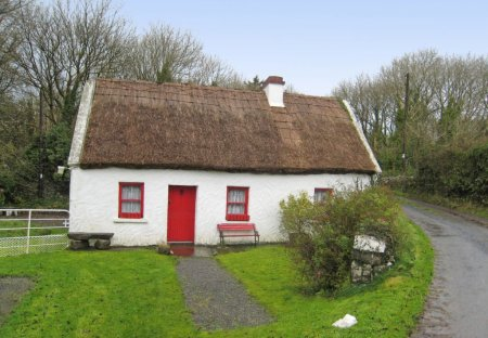 House in Ballywalter, Ireland