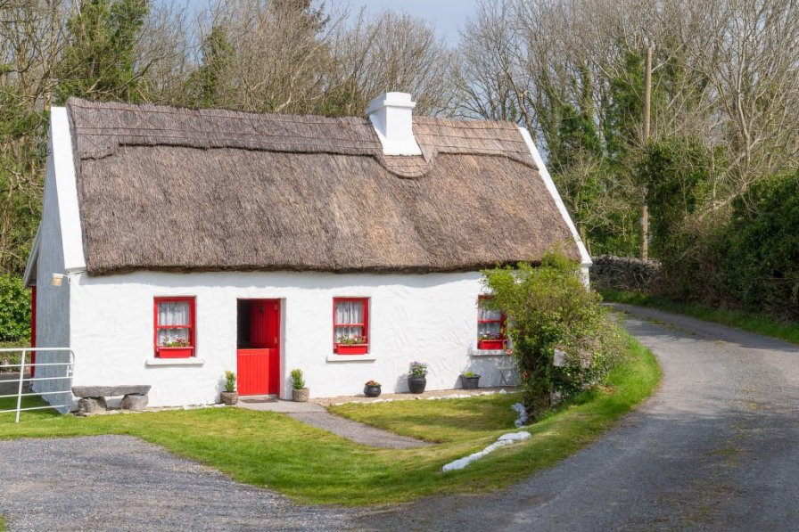 Bungalow in Ireland, Ballywalter