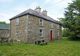 Farm House in Cleanrath, Ireland