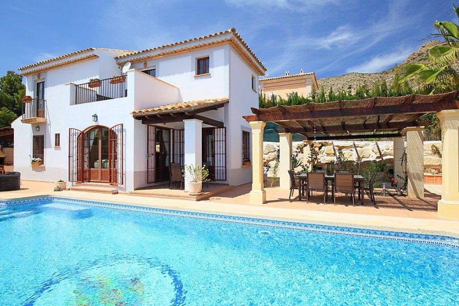 Villa in Spain, Golf Bahía