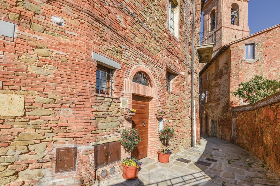 Studio apartment in Italy, Panicale
