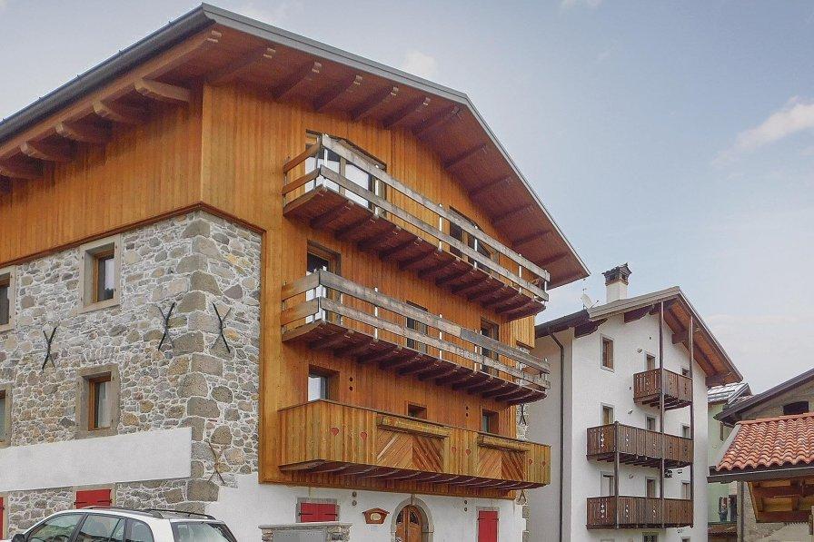 Apartment in Italy, Sutrio