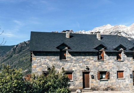 House in Hoz de Jaca, Spain