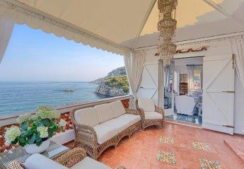 6 bedroom Villa for rent in Massa Lubrense