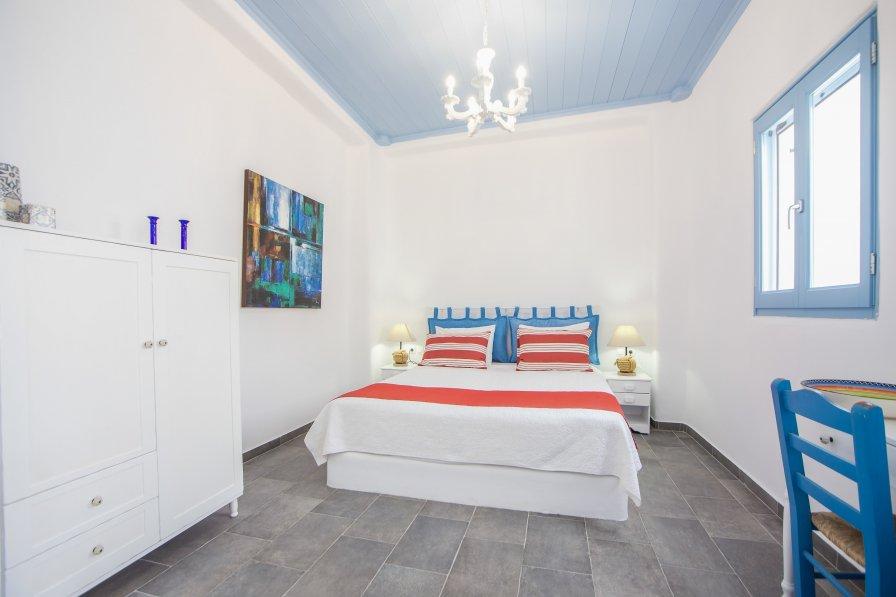 Studio apartment in Greece, Koskinou