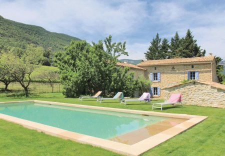 Villa in Roche-Saint-Secret-Béconne, France
