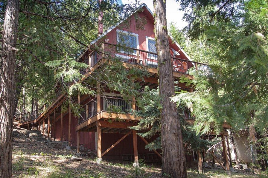 Cabin in USA, Northern California