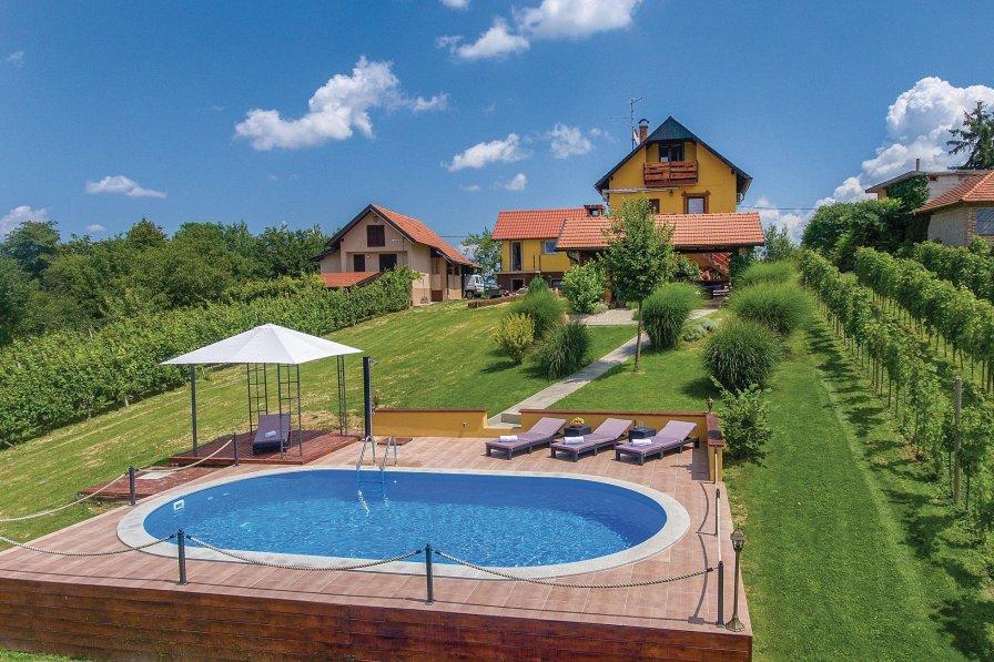 Villa in Croatia, Martinkovec