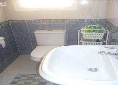 Apartment in Spain, Cumbre del Sol: shower room/Toilet 2