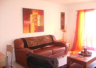 Apartment in Spain, Cumbre del Sol: Living Room
