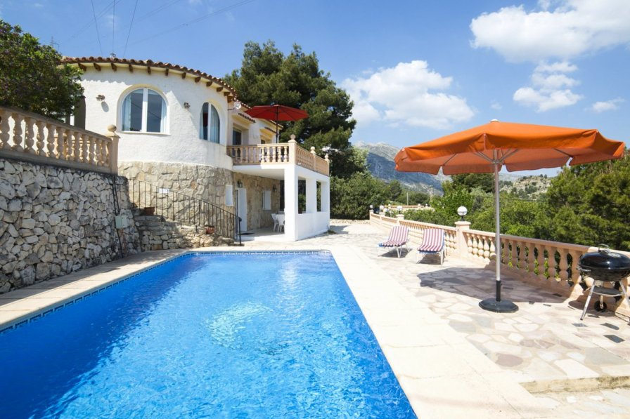 Villa in Spain, Maryvilla