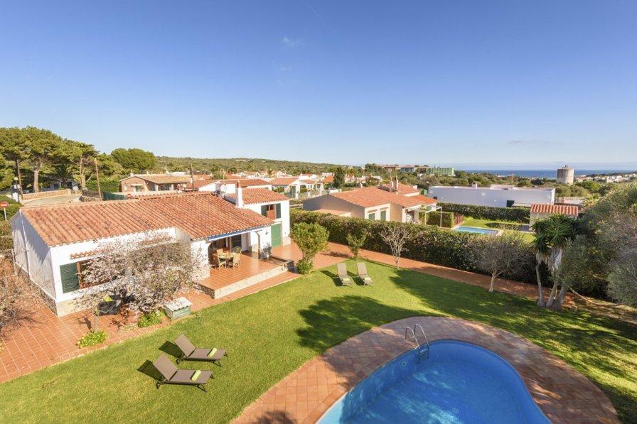 Villa in Spain, Son Remei