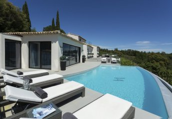 5 bedroom Villa for rent in Gulf of Saint-Tropez