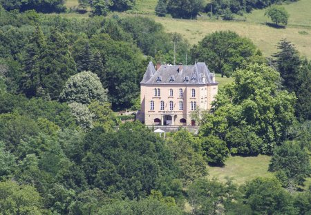 Chateau in Perpezac-le-Blanc, France