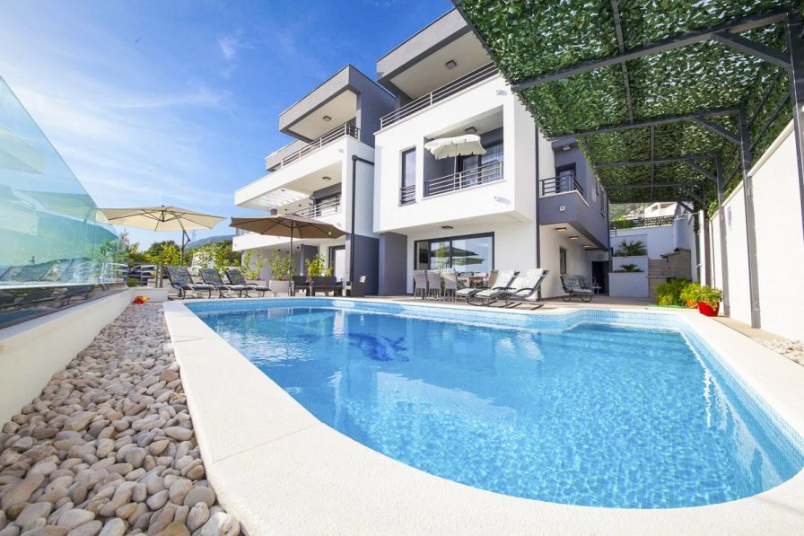 Villa in Croatia, Makarska