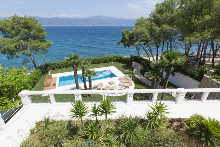 Villa in Croatia, Slatine