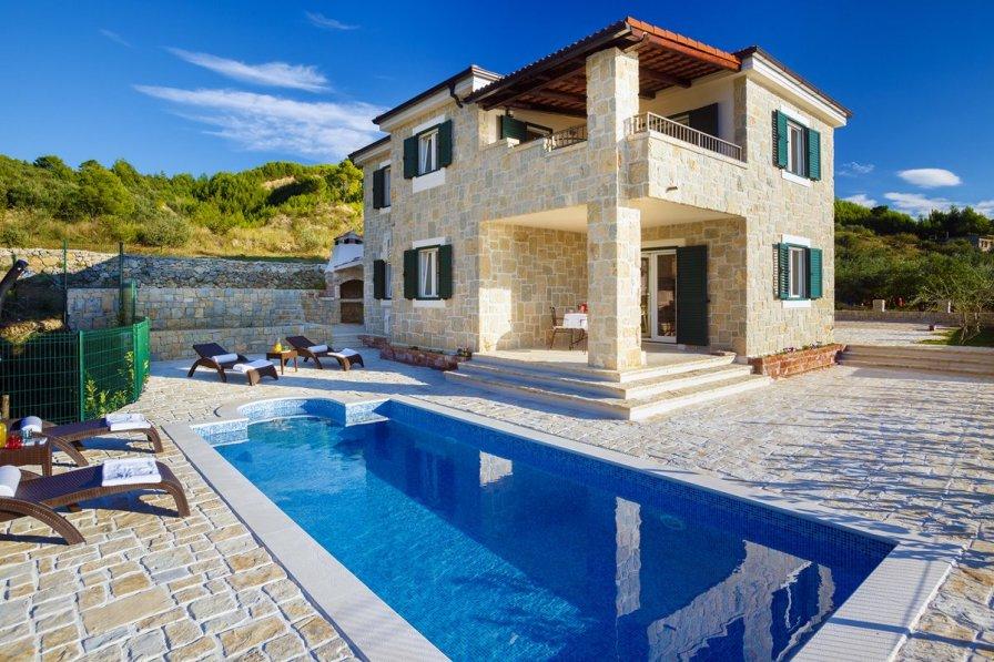 Villa in Croatia, Stobreč