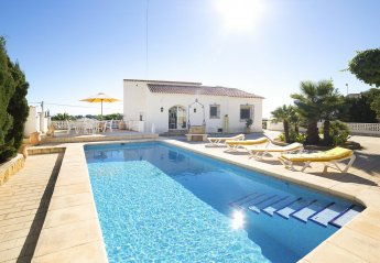 3 bedroom Villa for rent in Calpe