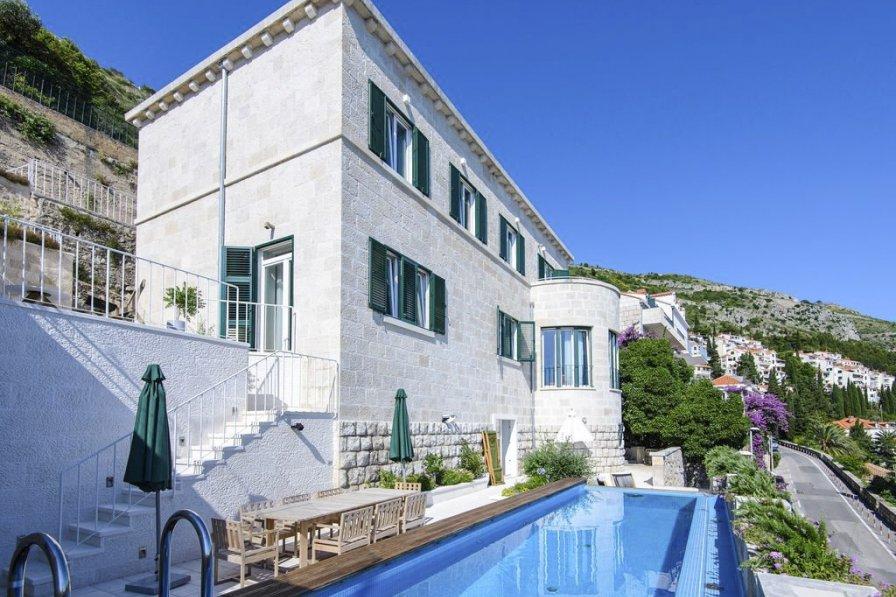 Villa in Croatia, Zlatni Potok