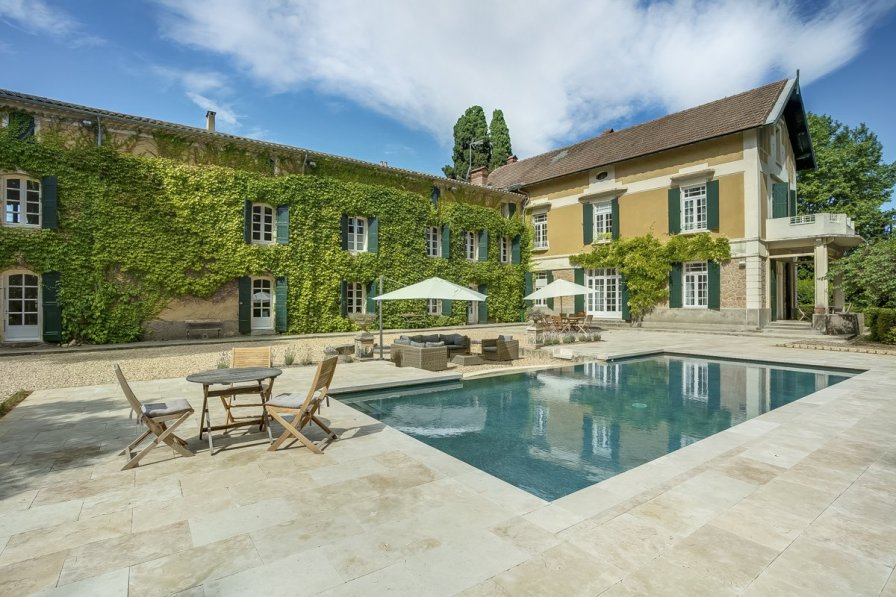 Villa in France, Montagnac