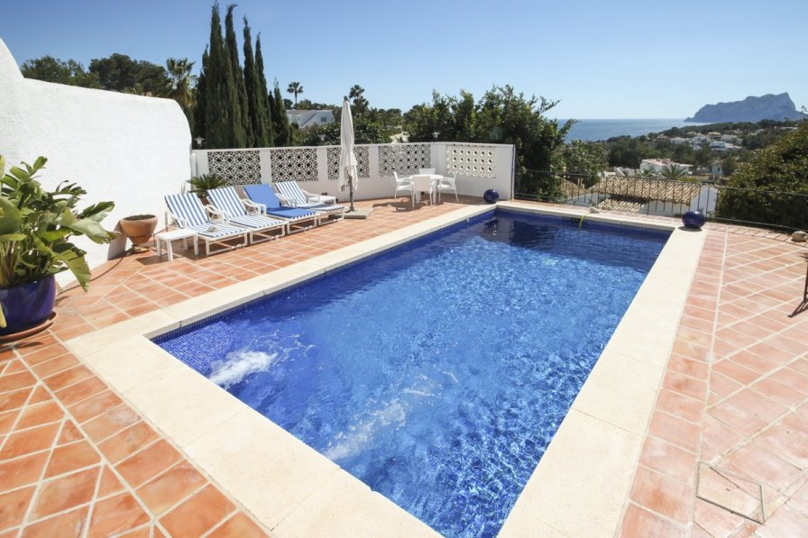 Villa in Spain, Club de Golf Ifach