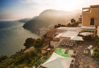 5 bedroom Villa for rent in Positano