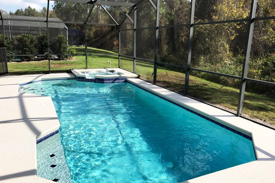 POOL HEAT INCLUDED - 5 bedroom 15 mins from Disney