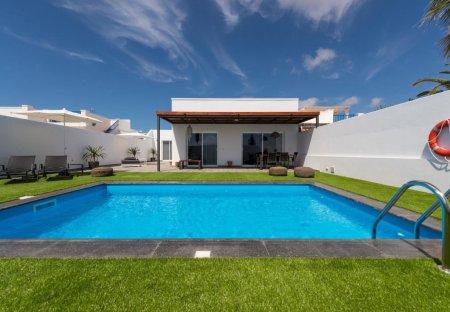 Villa in Costa de Papagayo, Lanzarote