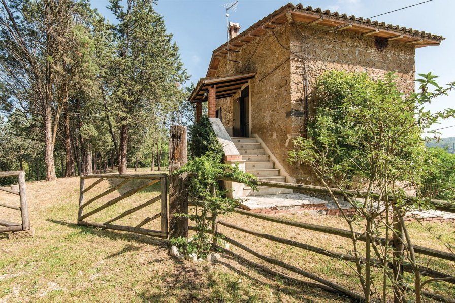 Villa in Italy, Collevecchio