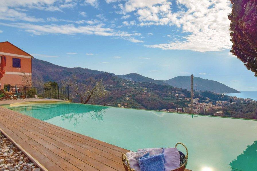Villa in Italy, Recco