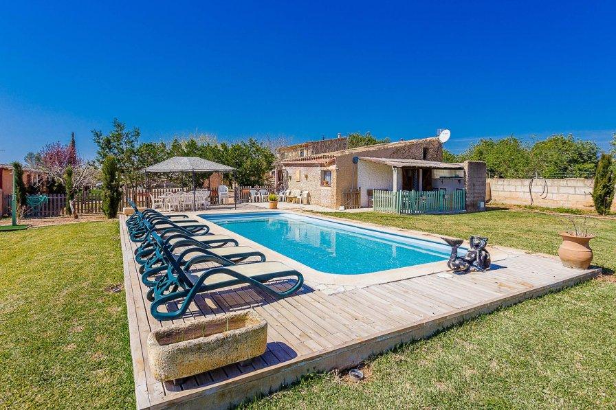 Cottage in Spain, Sencelles