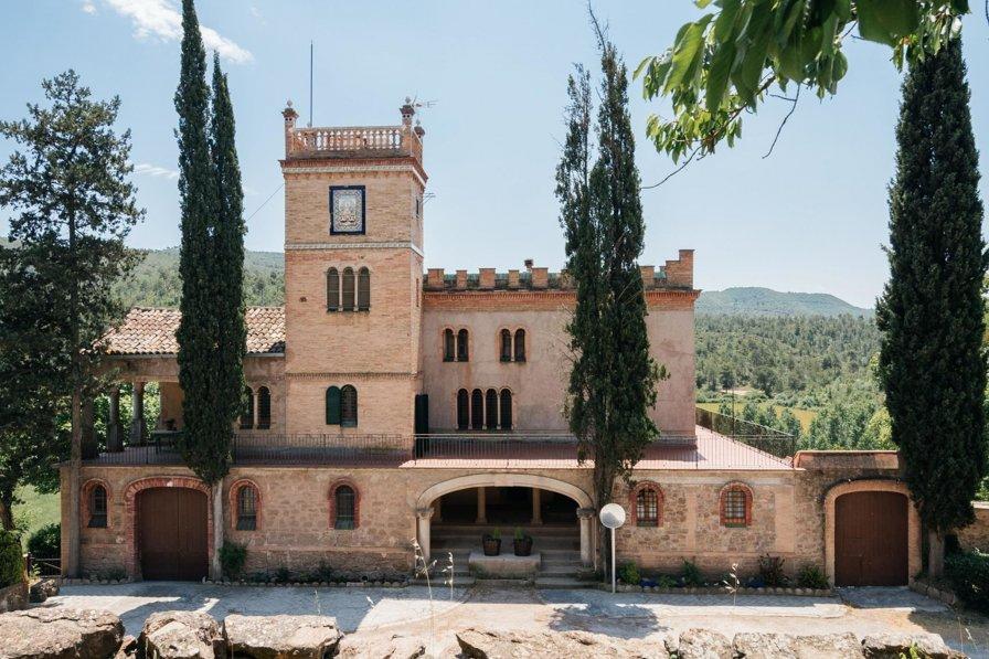 Villa in Spain, Castellnou de Bages