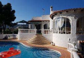 Villa in Moravit, Spain