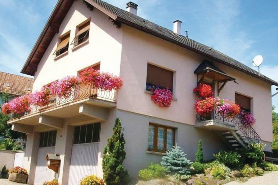 Holiday apartment in Breitenbach