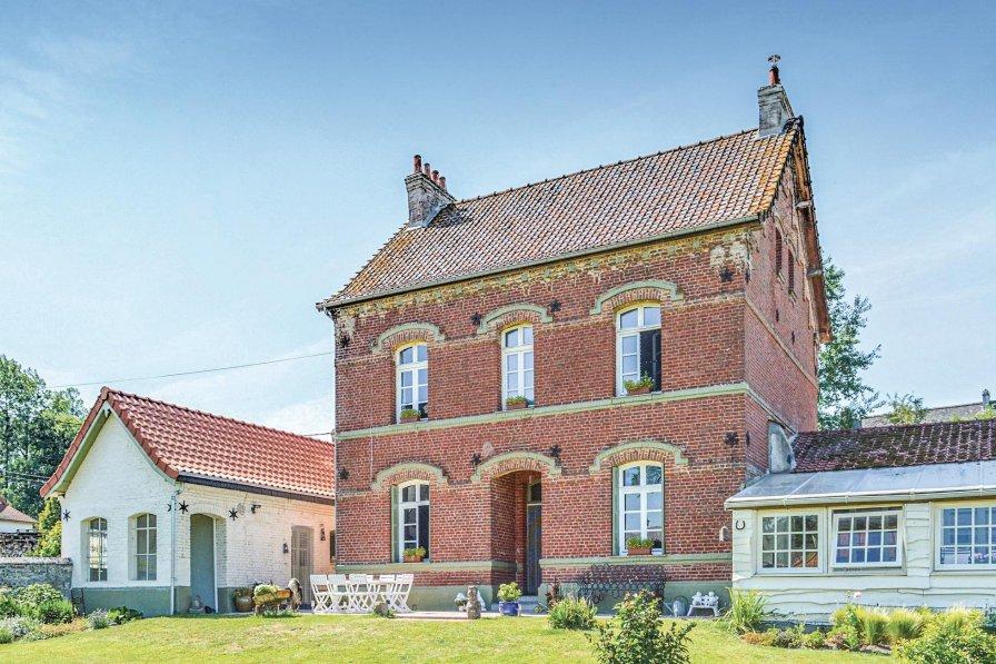 Villa in France, Fressin