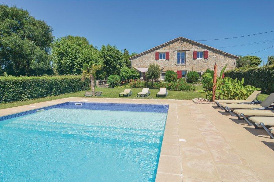 Villa in France, Saint-Jean-de-Maruéjols-et-Avéjan