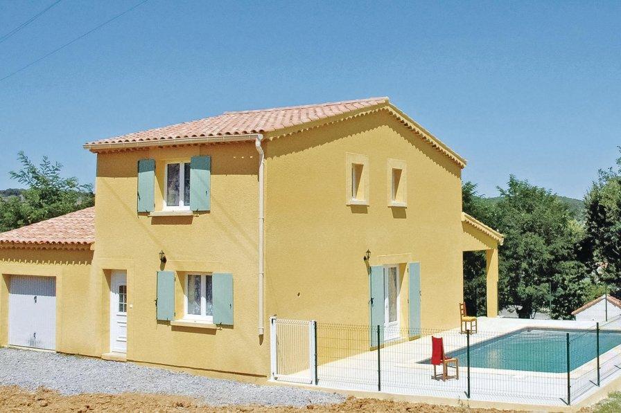 Villa in France, Sampzon