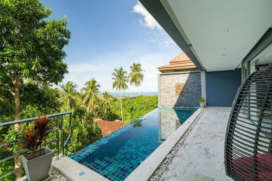 3 Bedroomed Seaview Phu Chaweng - Mattana 2