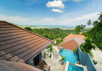 4 bedroom Villa for rent in Chaweng Noi
