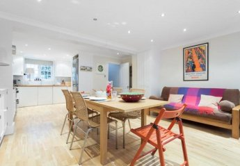 4 bedroom Villa for rent in Central London (Zone 1)