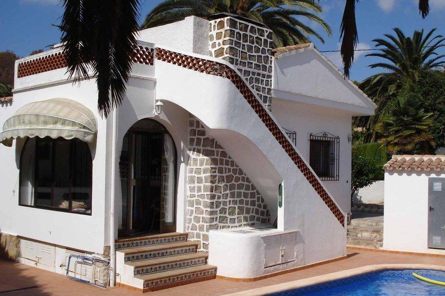 Villa in Spain, La Fustera