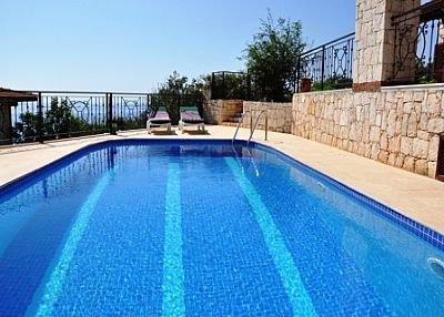 Villa in Turkey, Kaş: pool
