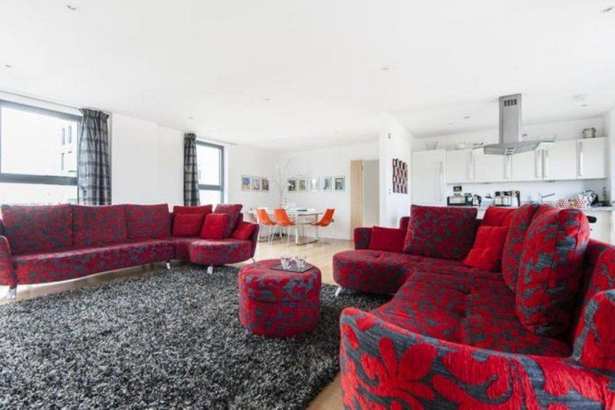 Villa in United Kingdom, Camden Town with Primrose Hill