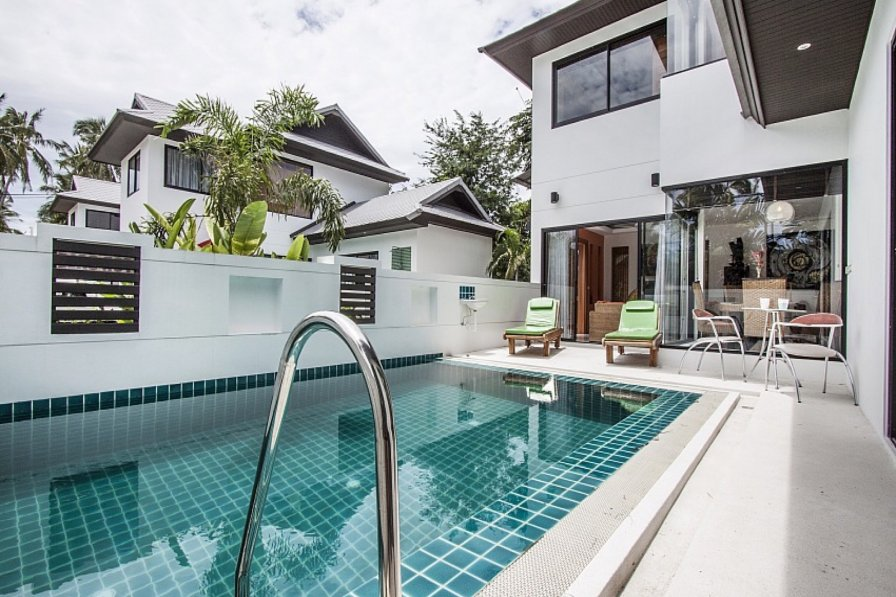 3 Bedroomed Villa ~ Walk to Ban Tai Beach (11)