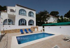 Villa in Cap-Roig, Spain