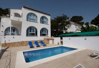 5 bedroom Villa for rent in L'Ampolla